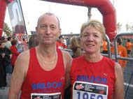 san silvetre 10k with Running Crazy Co Uk